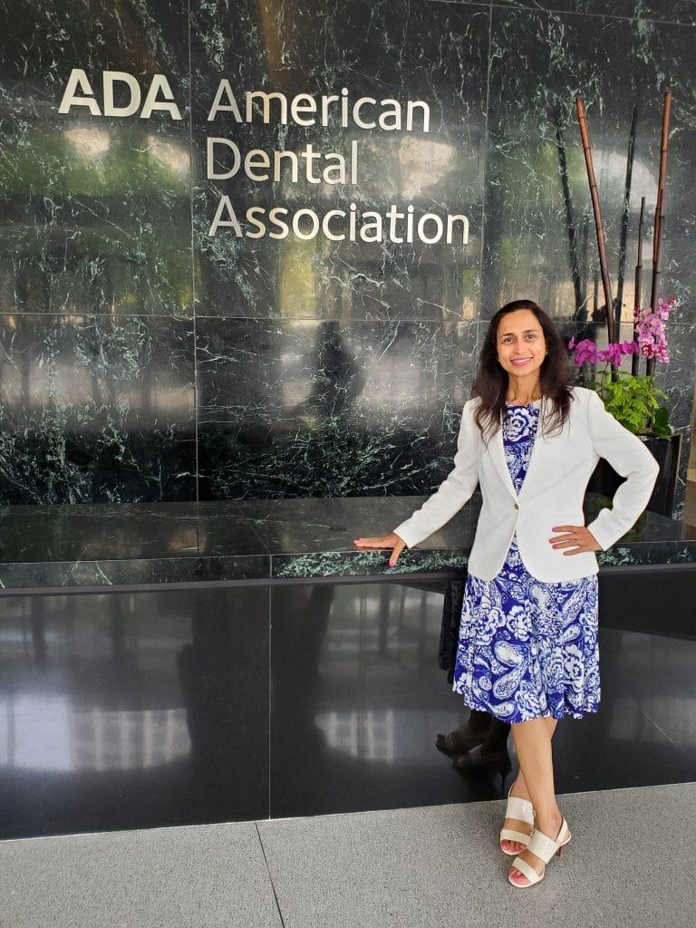 dr krishnan periodontist queens ny